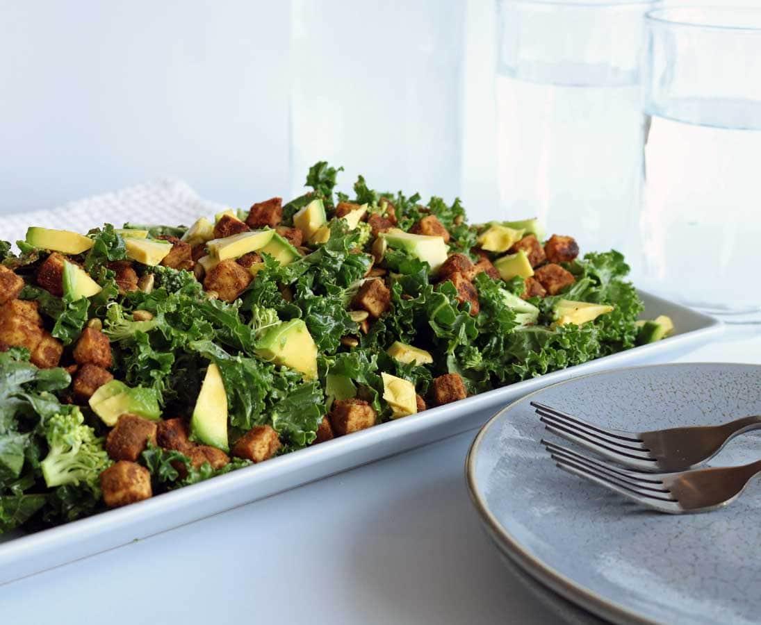 Iron Man Salad