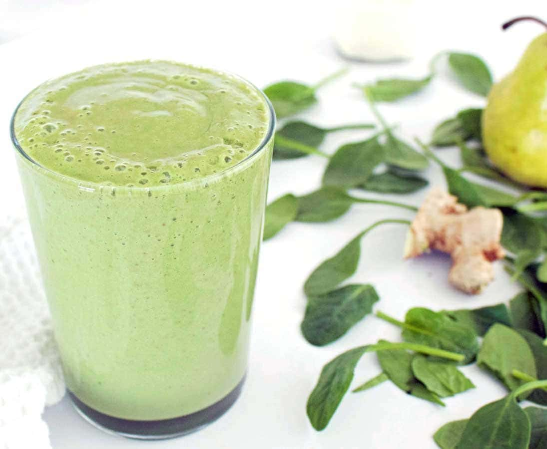 The perfect year round immune boosting smoothie!