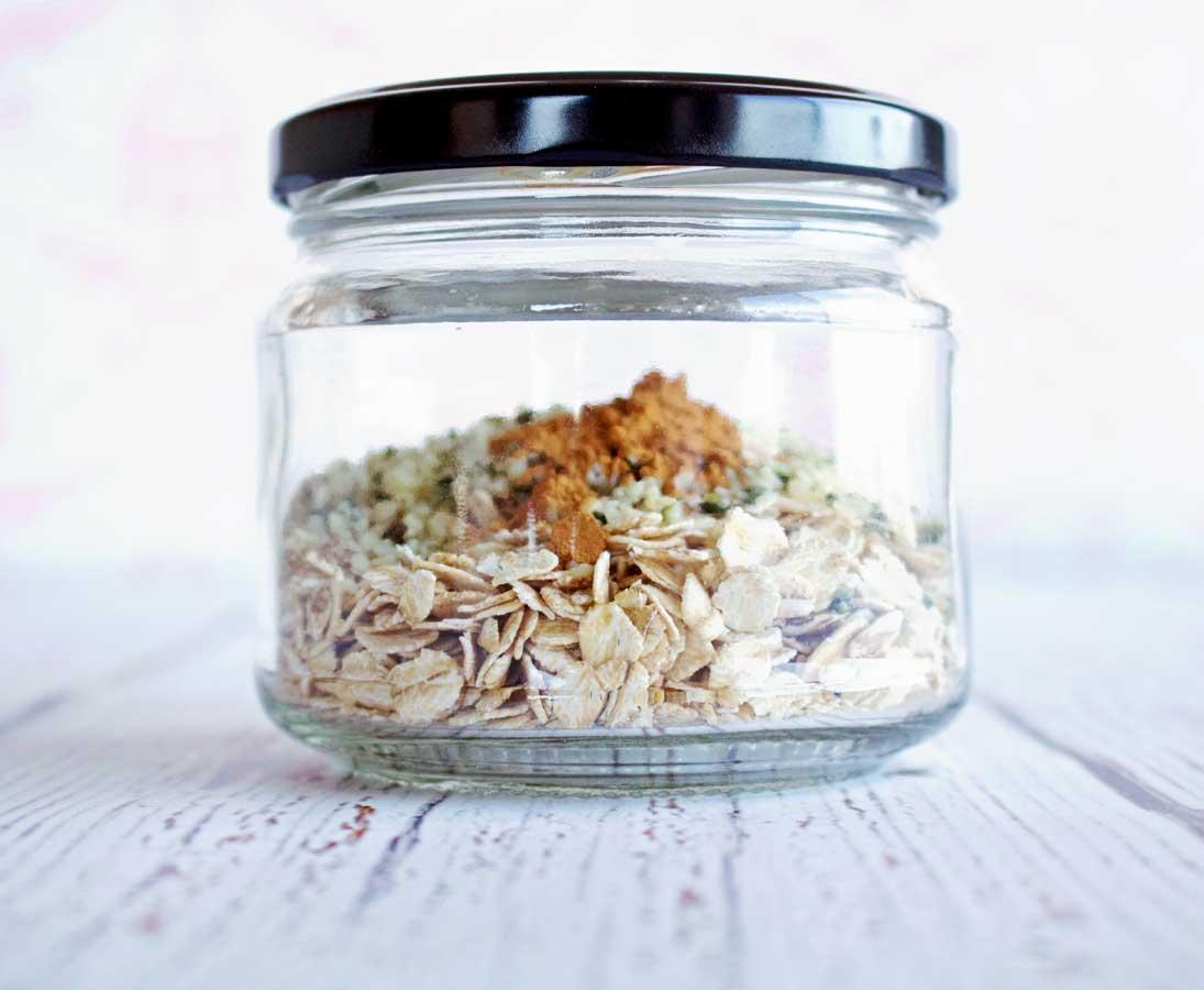 Easy Breakfasts! Simple Cinnamon Oats